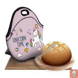 Lonchera Unicornio Entrega Inmediata