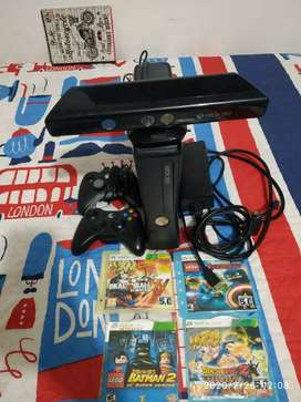 Xbox 360 Slim dd500gb