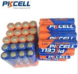 Pilas Pkcell AA2 Ultra Alkalina Blister 1.5v X 8 Unidades