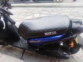 Moto bws 2 modelo 2012 en buen estado con llantas nuevas