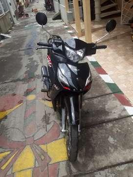 Motocicleta en venta