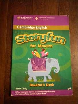 Libro de Inglés Storyfun for Movers