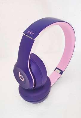 Beats solo 3 wireless violeta