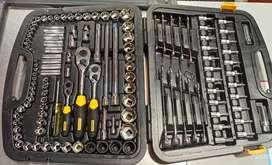 Juego de 120 piezas marca Stanley herramientas