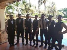 meseros profesionales en la ciudad de villavicencio