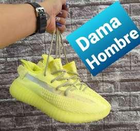 Adidas yezzy de dama