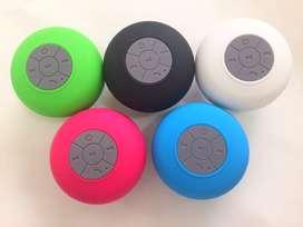 Parlante Portátil Bluetooth Para La Ducha Resistente Al Agua