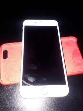 Vendo iphone 6 plus 64gb excelente estado