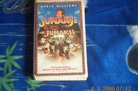 VHS ORIGINAL JUMANJI