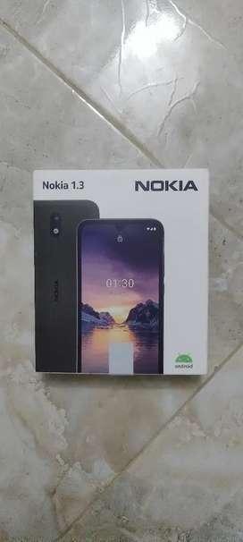 Nokia 1.3 como nuevo 1 mes de comprado