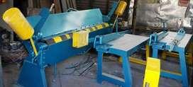 fabricación y mantenimientos de dobladoras y cortadoras manuales .