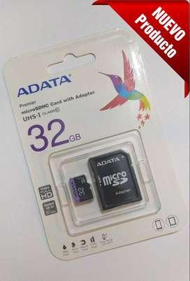 memoria micro sd 32 gigas