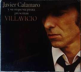 Cd Javier Calamaro Villavicio - Típica 2006 Excelente