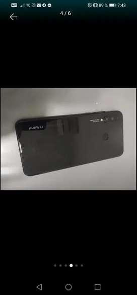 Vendo Huawei P30 lite excelente condiciones