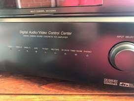 Amplificador teatro en casa 7.1 Sony STR-DE898