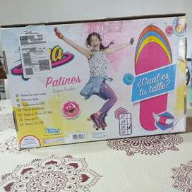 Patines Soy Luna Talle 36