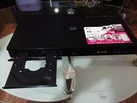 Vendo blu-ray lg 3d - DVD Panasonic y portátil compac para reparar o repuestos