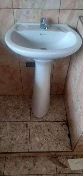 Vendo lababo del baño