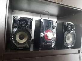 Excelente equipo de sonido en Armenia