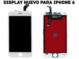 Display para iPhone 6 Instalado