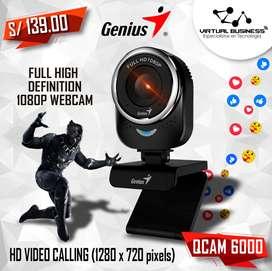 GENIUS QCAM 6000