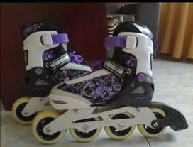 Vendo patines semi-profesionales