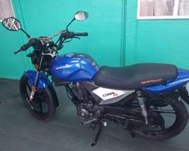 Vendo moto serpento 2016 coral clindraje 150
