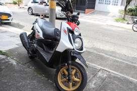 Moto Yamaha bws como nueva