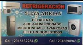 Reparación y mantenimiento de heladeras domésticas, comerciales y cámaras. .reparación  de lavarropas y electrodomestico