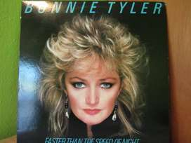 Bonnie Tyler - Faster Than The Speed Of Night LP