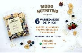 Mixs de Frutos Secos Premium - Envios gratis
