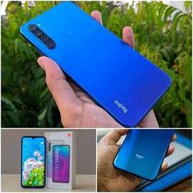 Xiaomi note 8 Cambio únicamente