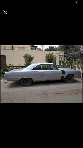 Dodge magnum 81 V8 gasolinero