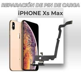 ¡Reparación de Pin de Carga Iphone XS Max!