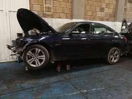 MATRICULA CANCELADA REPUESTOS BMW 316i