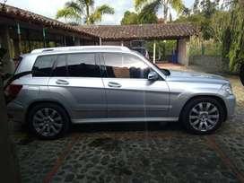Mercedes GLK 300 poco kilometraje