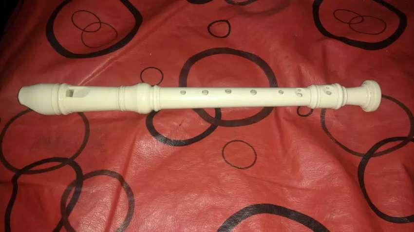Flauta dulce soprano 0