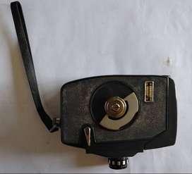 Antigua Cámara filmadora Marca Nihon Cine modelo Jelco Zoom 8 mm SE