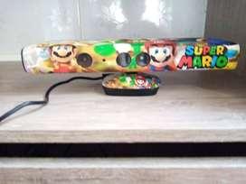 Kinet Personalizado (Súper Mario Bros) (Exbox 360)