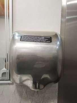Secador De Manos Metálico Acero Inox Empresas, Restaurante