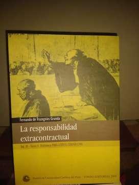La Responsabilidad Extracontractual (FONDO EDITORIAL)