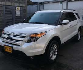 Ford Explorer Limited At- Modelo 2014