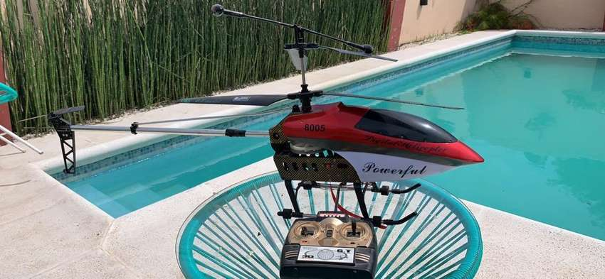 Helicoptero Powerful 8005 0