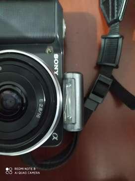 Camara Sony Nex 3