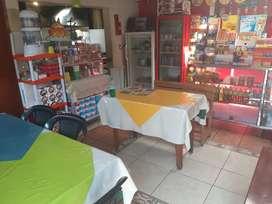 Vendo Negocio Restaurante Sector Parque de los Recuerdos