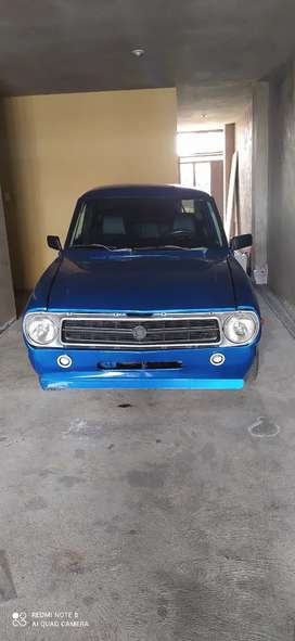 Vendo Toyota Mil año 71 restaurado