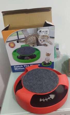 Juego de ratón para gatos