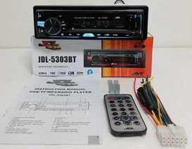 Radio Bluetooth Para Carro, Puerto Usb Micro Radio Fm Auxiliar