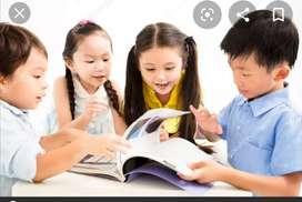 Clases  de ingles para  niños desde 5 años