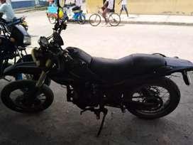 Moto akt200 barata